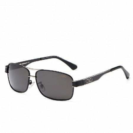 Óculos de Sol Elegante Vintage Senhor Masculino Marca Audi