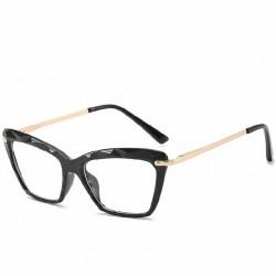 Armação de Óculos Feminina Asas de Borboleta