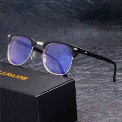 Armação de Óculos Feminino Lente Transparente Leitura