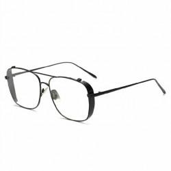 Armação de Óculos Masculino Retro