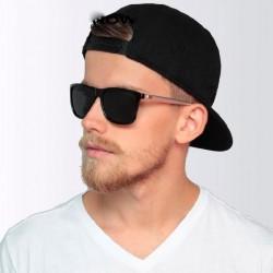 Óculos de Sol Masculino Casual Moda Praia Lente Polarizada UV