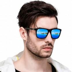 Óculos Escuro Masculino Casual Lente com Proteção UV