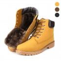 Boot Casual Unisex Fashion Leather Upper High Stylish Comfortable Cheap
