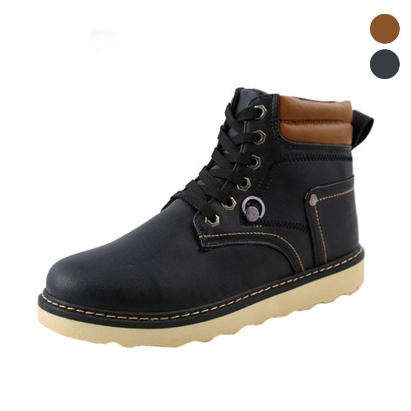 boot s casual fashion style shoes leather comfortable