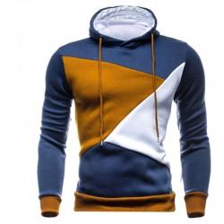 Moletom Esportivo Treino Masculino com Capuz moda Inverno de Frio