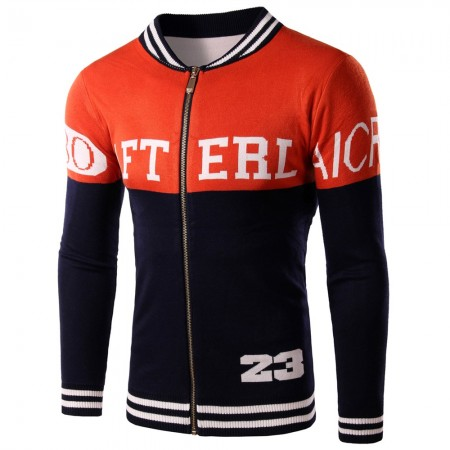 Jaqueta Escolar Masculina Esportiva Atleta Americano de Inverno