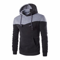 Hooded Pullover Male Fleece Blanket Winter Casual