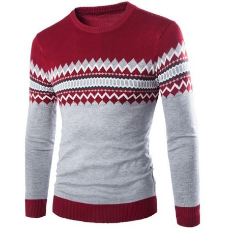 Shirt Men's Winter Hoodie Sweatshirt Christmas Casual Cold