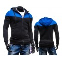 Jacket Poluver Male Casual Hooded Coat Winter Sports