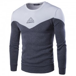 Camiseta Termica Esportiva Moderna Masculina Manga Longa de Frio