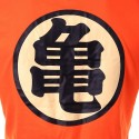 T Dragon Ball Anime Tematica Male Orange Casual Master