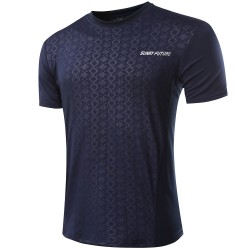 Shirt Slim Fit Sport Training Academy Thin Breathable