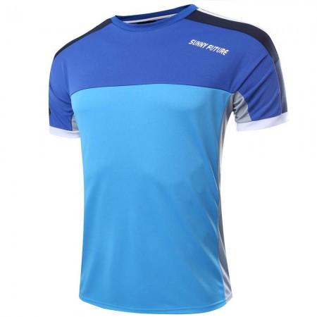 Camiseta Fitness Masculina Academia Esporte Respiravel Treino Corrida