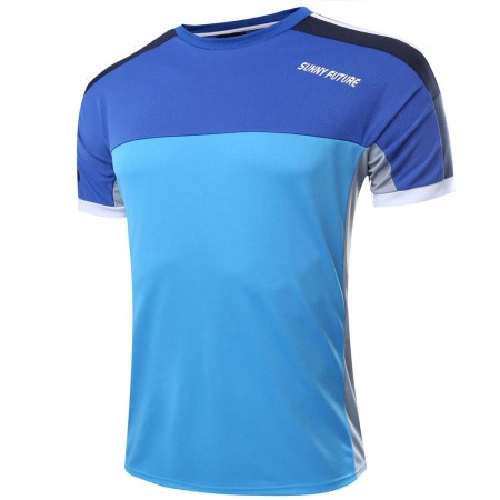 Shirt Fitness Men's Fitness Sport Breathable Training Race