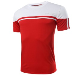 Camiseta Esportiva Casual Masculina Treino Academia Moderna Bonita