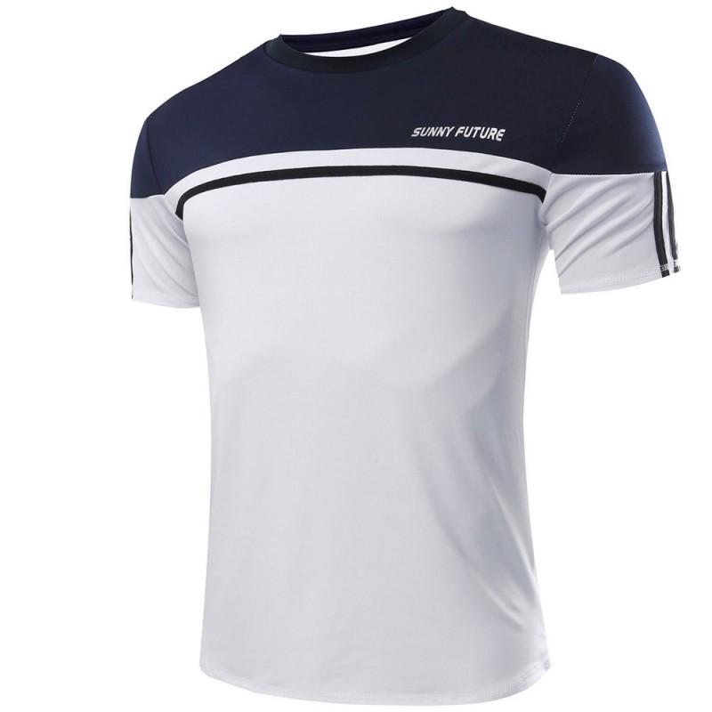 023e0ef87fc8d Camiseta Esportiva Casual Masculina Treino Academia Moderna Bonita