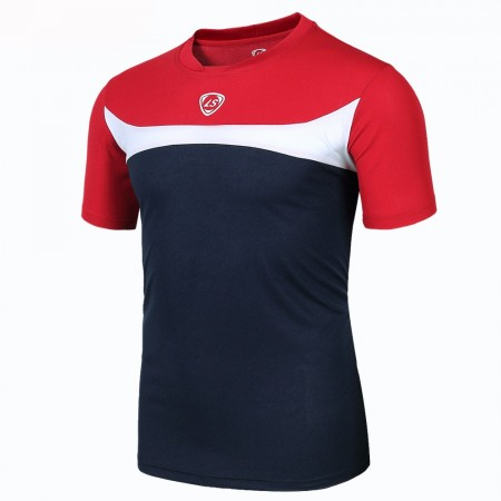 Shirt Sport Men's Fitness Academy and Training Comfortable