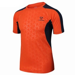 Football Shirt Fitness Training Race and Men's Fitness