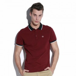 Shirt Men's Social Pole Basic Inlgesa Summer Sport Field