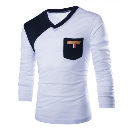 Camiseta Esporte Inverno Masculina Manga Longa