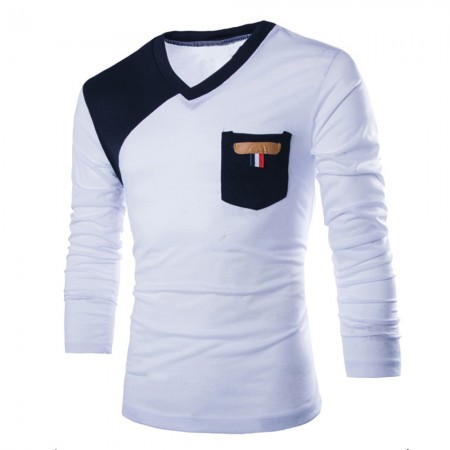 T shirt Winter Sport Men's Long Sleeve