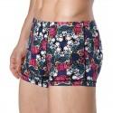 Men's underwear Boxer Stamped Colorful Happy Fun 3D