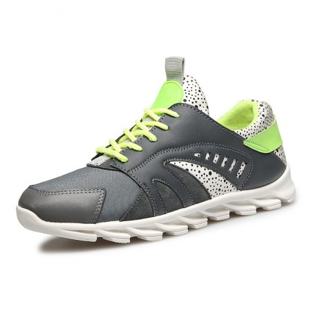 Tennis Green Men's Training Shoes Fitness Carrida Modern with Damper