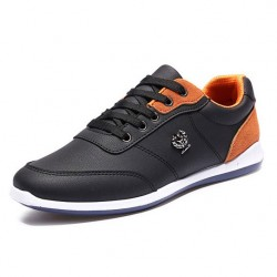 Black Shoes Male' Modern Beautiful Elegant Social Sport
