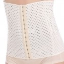 Strap Shaper White Corsets Daily Use Gym Fitness Tuner