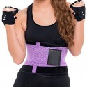Shapewear Lilac Sport Training Waist Weight Loss Tuner