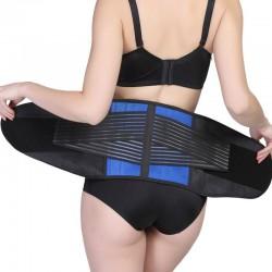 Shapers Cinta Modeladora Sport Azul Treino Emegrecedor Afinador de Cintura