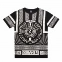 T-Shirt Black UNKUT Egyptian Men's Funk Hip Hop Pharaoh