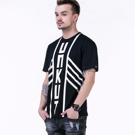 Camiseta UNKUT Indian Preta Streetwear Masculina Festa Funk Kings Hip Hop Loka