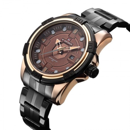 Watch Classic Skeleton Men's Stylish Quartz Luxury