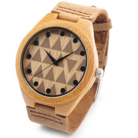 Watches Natural Wood Wrist BOBO BIRDS Original Gift