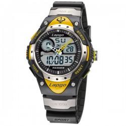 Relógio Esporte LAPGO Aventura Resistente a Água Moderno