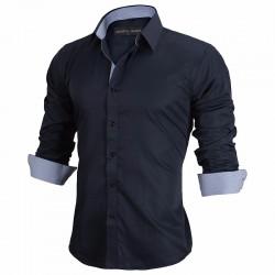 Stylish Slim Fit Basic Men's Shirt Stylish Slim Fit Men's Shirt
