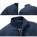 Jacket Casual Male Slim Fit Adventure Rider