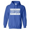Hooded Sweatshirt Men's Fashion Urban