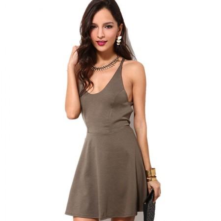 Dress Short Elegant Party Seductive Sophisticated Sleeveless