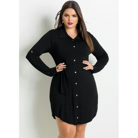 Black Plus Size Dress Plus Size Plus Size Women's Formal Elegant