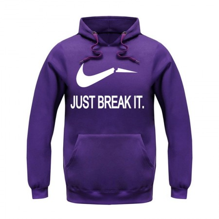 Hooded Sweatshirt Unisex Fashion Urban Sport