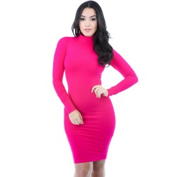 Long Sleeve Casual Women's Casual Dress