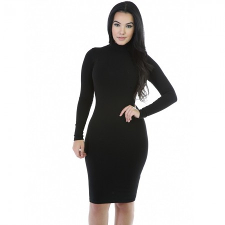 Long Sleeve Casual Women's Casual Dress
