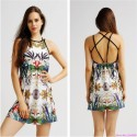 Tankini Dress Fashionable Dress Fashion Summer Beach Light Colored Short