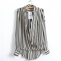 Zebra Desktop Social Work Stylish Blouse