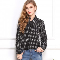 Fashion Women's Casual Polka Dot Fashion Casual Style and Ride