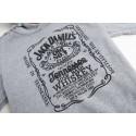 Whiskey Jack Daniel's Men's Hooded Sweatshirt Winter Fashion