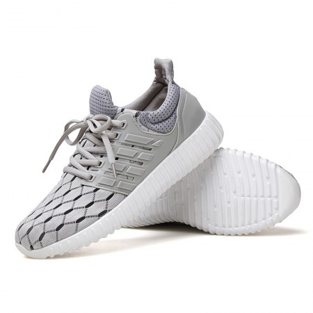 Unisex Training Shoes Lightweight Flexible Gymnasium Gray