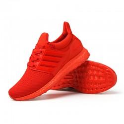 Tênis Vermelho Unisex Casual Malha AIR Sneakers Caminhada